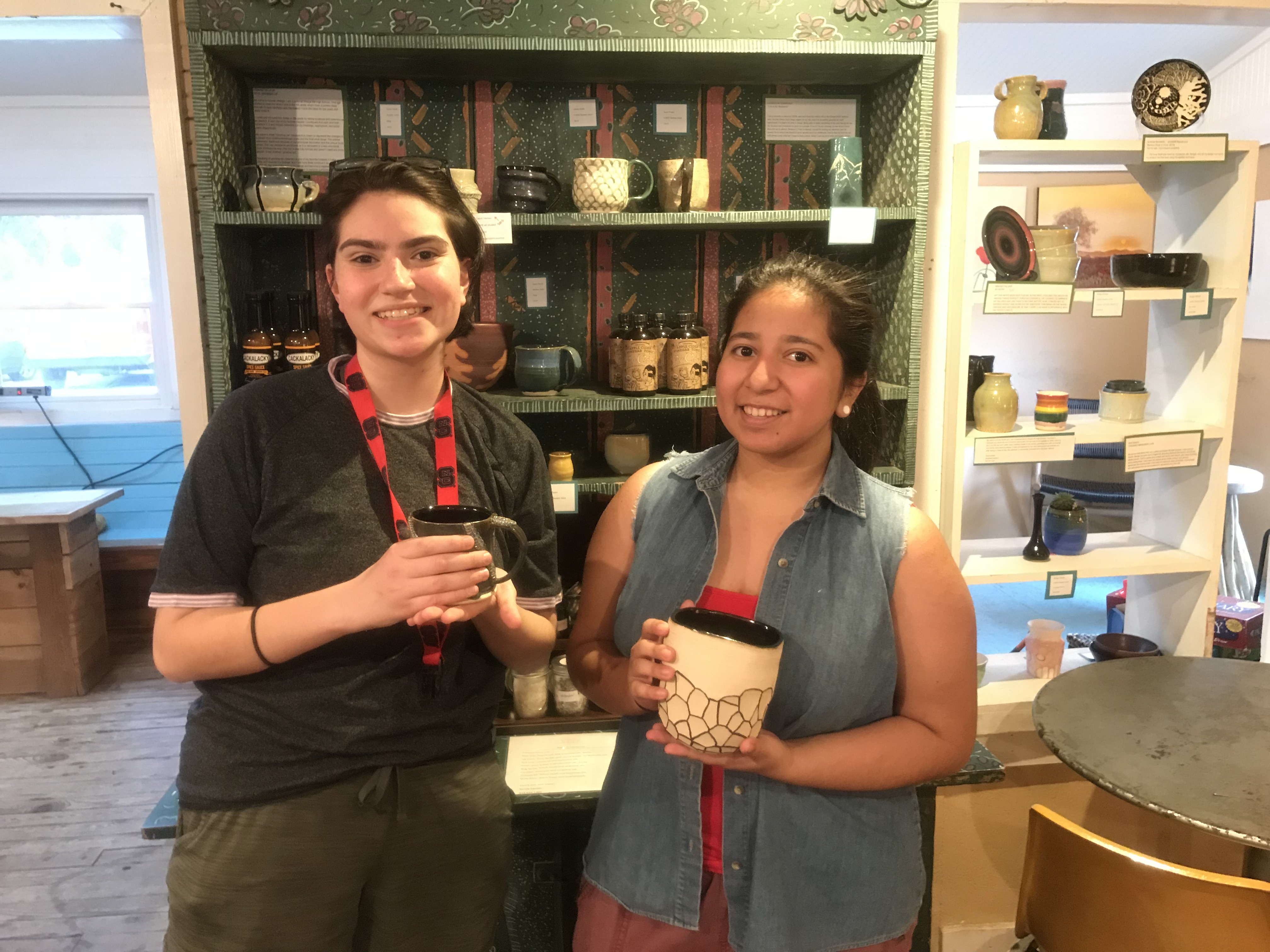 Ceramics classes host fundraiser at local coffee shop | Proconian